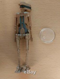 Vintage Kenner Star Wars 1985 Last 17 POTF Droid EV-9D9! Nearly Mint! UNBROKEN