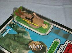 Vintage MOC 1980 Star Wars ESB Luke Skywalker Bespin Figure Kenner 31 Back