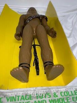 Vintage Star Wars 1978 15 Inch Chewbacca Figure COMPLETE 12 Inch Unused L@@K