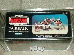 Vintage Star Wars 1980 Kenner AFA/CAS 75 TAUNTAUN ESB BOXED MIB