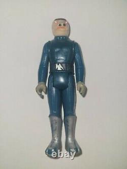 Vintage Star Wars Blue Snaggletooth Action Figure 1978 USED