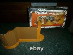Vintage Star Wars Creature Cantina Action Playset in Original Box