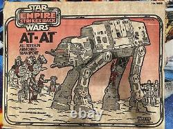 Vintage Star Wars ESB AT-AT Walker Kenner 1981 withBox (Excellent Condition)