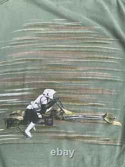 Vintage Star Wars Episode 1 Promo Shirt Mens XL Single Stitch