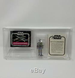 Vintage Star Wars Kenner 1979 Mailer Boba Fett Catalog And Consumer Note Read