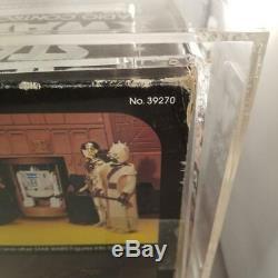 Vintage Star Wars Kenner Radio Controlled Jawa Sandcrawler CAS 75+