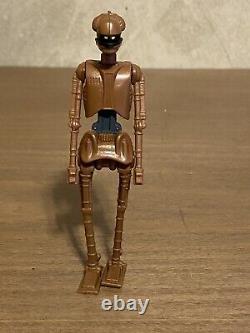 Vintage Star Wars Last 17 Figure Lot