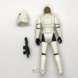 Vintage Star Wars Luke Skywalker Stormtrooper Kenner POTF Last 17! Complete