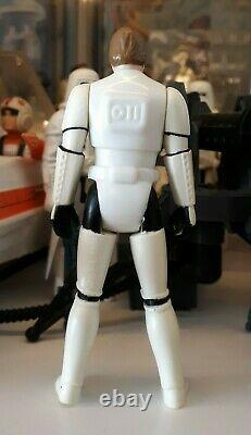 Vintage Star Wars Luke Skywalker Stormtrooper Last 17, 1984, Great Condition