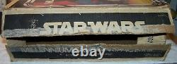 Vintage Star Wars Millennium Falcon With Box! 1979 Complete, Beautiful
