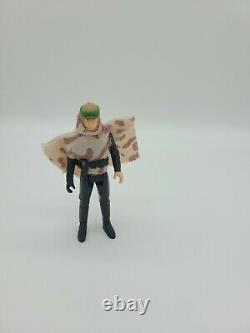 Vintage Star Wars Power Of The Force POTF Last 17 Luke Skywalker Battle Poncho