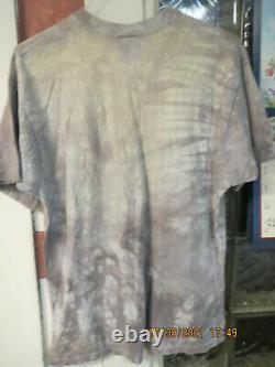 Vintage Star Wars Promo Shirt L Boba Fett Solo Liquid Blue