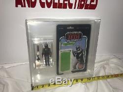 Vintage Star Wars Rare 1979 LILI Ledy Boba Fett Removable Rocket Afa 60/w Card
