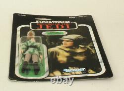 Vintage Star Wars Return Of The Jedi ROTJ 77 Back Princess Leia Combat Poncho
