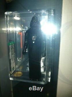 World's Best Lightsaber Vintage Star Wars Figure 2x Telescoping DT Darth Vader